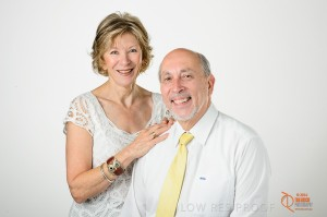 Dr Brian Symon, The Babysleep Doctor, and his wife, Maryanne.